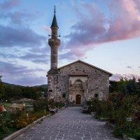 Мечеть хана Узбека в Старом Крыму :: Анатолий Мигов