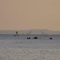 Арка крымского моста :: Сергей