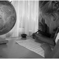 Я вам пишу... :: Марина Никулина