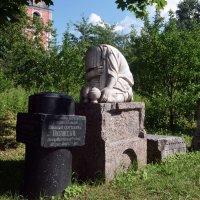 на территории Горицкого монастыря... :: Галина R...