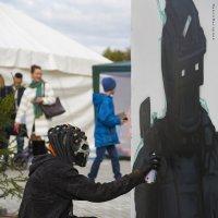 Уличный художник! :: Павел Нагорнов