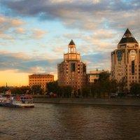 Московская осень :: Евгеша Сафронова