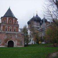 Мостовая башня и собор ХVII век :: Анна Воробьева