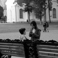 Туристы :: Екатерина Кучко