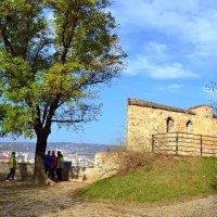 Стены крепости :: Ольга
