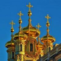 В отблеске золотой осени... :: Sergey Gordoff