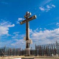 Царский крест на Белой горе :: Den Ermakov