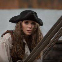 Королева пиратов :: Александр Поляков