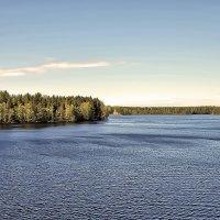 Святое озеро. Монастырь Александра Свирского :: Nikolay Monahov