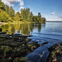 September on the lake :: Dmitry Ozersky
