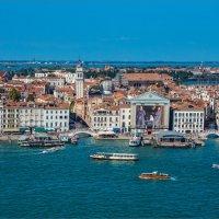 """Из серии """"Венеция сверху"""" - Добро пожаловать в город на воде... :: Виктор Льготин"""