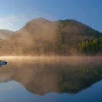 Туман над водой :: Анатолий Иргл