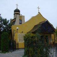 Православный   храм   в   Львове :: Андрей  Васильевич Коляскин