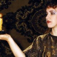 Пока горит свеча ..... :: Aleks Ben Israel