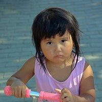 Дети - это особый народец :: Асылбек Айманов