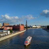 Москва. :: Sergey Serebrykov
