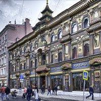Чайный Дом на Мясницкой :: Tatiana Poliakova