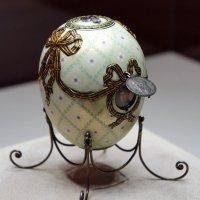 Экспонат Синей гостиной. Яйцо – «Орден Святого Георгия» :: Елена Павлова (Смолова)