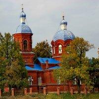 Церковь Рождества Пресвятой Богородицы в с. Рождествено :: Александр