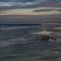 Море вечером :: Татьяна Панчешная