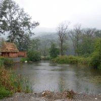домик у озера :: Константин Трапезников