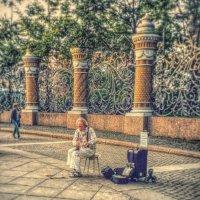 Уличный музыкант! :: Натали Пам