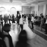 первый танец :: Dmitriy Predybailo