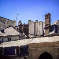 Крыши Парижа :: Tatiana Poliakova