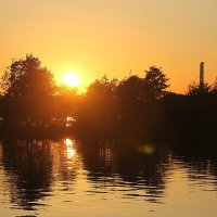 Теплый вечер в сентябре.... :: Tatiana Markova