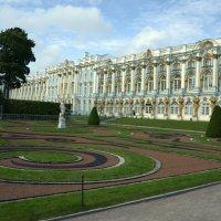 Екатерининский дворец в Царском селе :: Александр Генрихович Завьялов