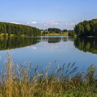 Озеро :: Михаил Измайлов