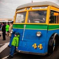 Автобус номер 1 :: Олег Денисов