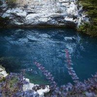 Голубое озеро. Абхазия :: Ольга Князева