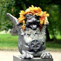 В парк пришла осень  3 :: Сергей