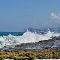 Неспокойное море :: Клара