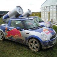 И здесь Red Bull :: Дмитрий Солоненко