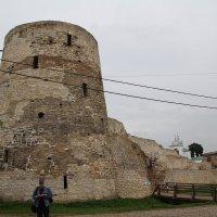 Изборская крепость. :: tatiana