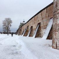 Вдоль святых стен :: Татьяна Копосова