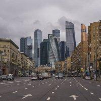 Москва :: Михаил Измайлов