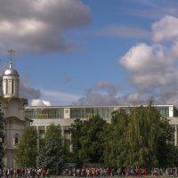 Московский Кремль :: Михаил Измайлов