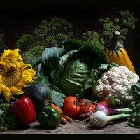 Овощи фрукты свежие продукты :: Денис Хохлов