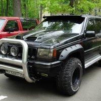 Jeep Grand Cherokee ZJ :: Павел WoodHobby