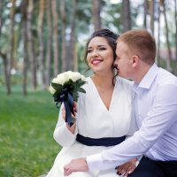 Лилия и Иван :: Elena Vershinina