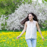 девушка из лета :: Светлана Шутова
