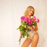 Чайные розы. :: ed stoun