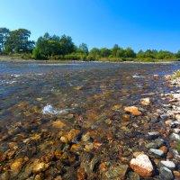 Реки Байкала. Река Мишиха :: Анатолий Иргл