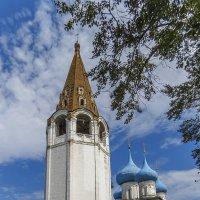 Благовещенский собор с колокольней,1700г. :: Сергей Цветков