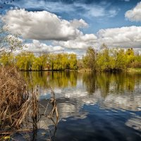 смотрю в озера синие... :: юрий иванов