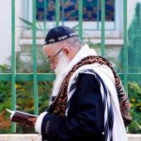 Йом Кипур: По пути в Синагогу :: Aleks Ben Israel