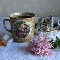 Чай с осенней ноткой :: Татьяна Смоляниченко